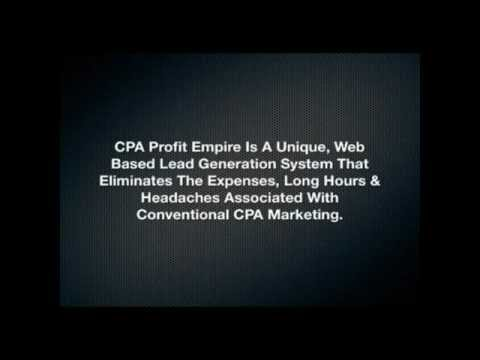 CPA Empire Profit WSO Review – Jordan Stark +BONUS
