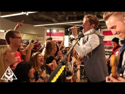 The Summer Set - Macy's iHeartRadio Rising Star Contest Recap