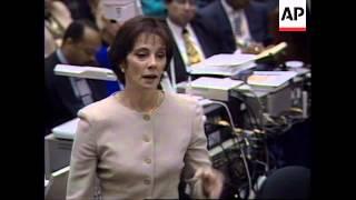 Video USA: OJ Simpson Trial: Prosecution Closing Argument - 1995 MP3, 3GP, MP4, WEBM, AVI, FLV Oktober 2018