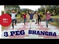 3 Peg - Sharry Mann | Choreography | Bhangra 2017