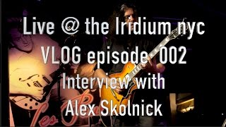 Alex Interview at Iridium 2016