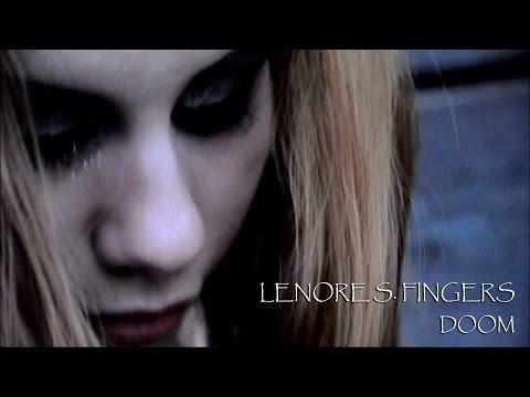 LENORE S. FINGERS и её лирик-видео на песню