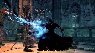 Видео DARK SOULS II: Scholar of the First Sin