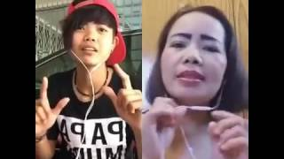Best funny videos smule Indonesia   video smule, duet gokil artis smule bikin ngakak banget  !!