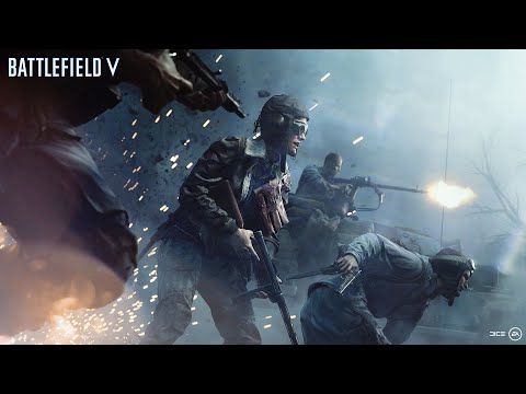 Teaser du trailer de la Gamescom 2018 de Battlefield V