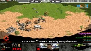 Hà Nội vs Skyred, Ngày 07/10/2015, C3T1, game đế chế, clip aoe, chim sẻ đi nắng, aoe 2015