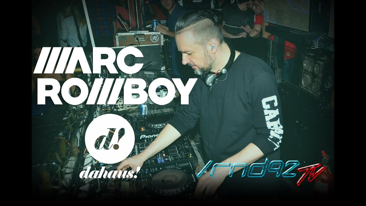 Marc Romboy - Live @ Dahaus! XL, Cordoba, Argentina 2015