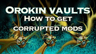 A guide on how to open Orokin vaults and where to find them. As well as what goodies lie inside.