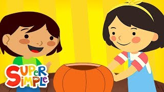 Get ready to carve your Halloween pumpkin with this song from Super Simple Learning.
