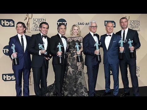 Λονδίνο: Aπονεμήθηκαν τα βραβεία της Βρετανικής Ακαδημίας Κινηματογράφου