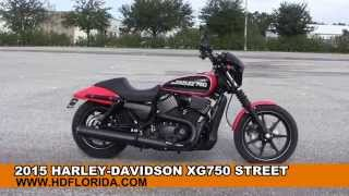 9. New 2015 Harley Davidson XG750 Street Motorcycles for sale