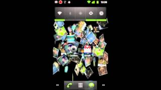 MyWall - Live Wallpaper YouTube video