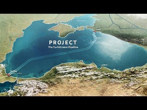 Ξεκίνησε η κατασκευή του Τουρκικού Αγωγού TurkStream – economy
