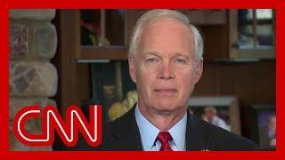 GOP senator: Trump remains consistent on Ukraine call