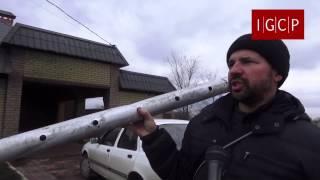 Кассетные боеприпасы в Луганске (Война в Донбассе. Прямая речь. Выпуск 10)