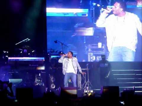 Chris Brown at Supafest 2012 Brisbane