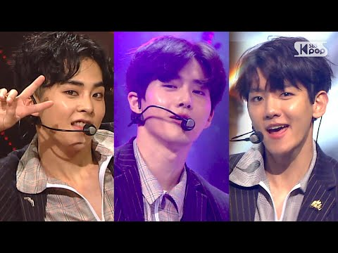 《POWERFUL》 EXO(엑소) - POWER(파워) @인기가요 Inkigayo 20170924 (видео)