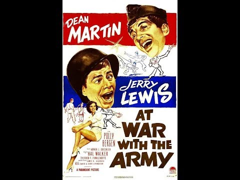 At War With The Army - Jerry Lewis Comedy Full Movie