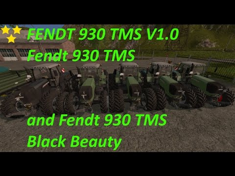 Fendt 930 TMS v1.0