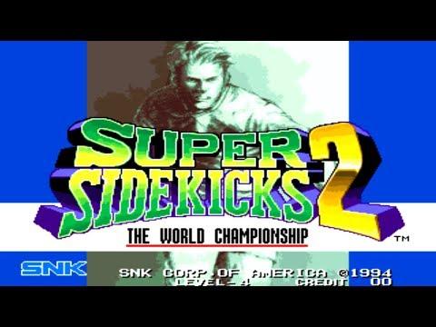 super sidekicks 4 the ultimate 11 for neo geo