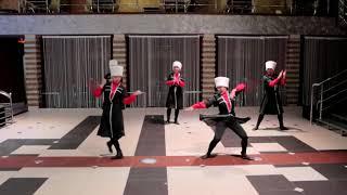 Лезгинка шоу-балет Евразия 2018 год
