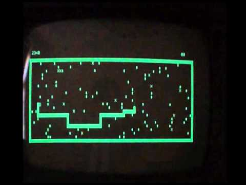 Hyper Wurm - Played on CBM 8096 - Commodore PET Game