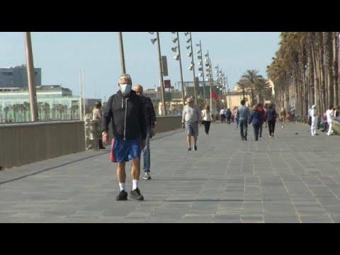 Iσπανία: Υποχρεωτική χρήση μάσκας