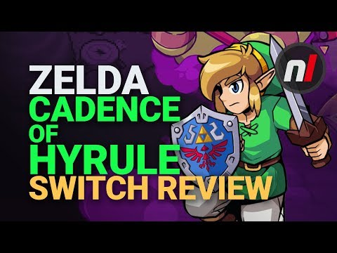 Zelda: Cadence Of Hyrule Nintendo Switch Review - Is It Worth It?