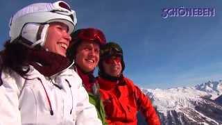 Video Schöneben - 2015 - paradiso sci Passo Resia