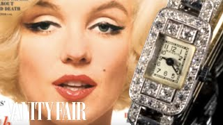 Video The Things Marilyn Monroe Left Behind | Vanity Fair MP3, 3GP, MP4, WEBM, AVI, FLV September 2019