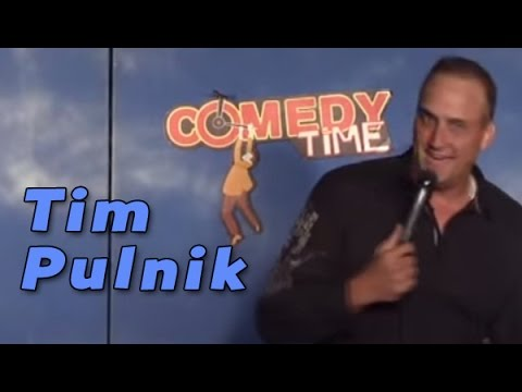 Quicklaffs - Tim Pulnik Stand Up Comedy