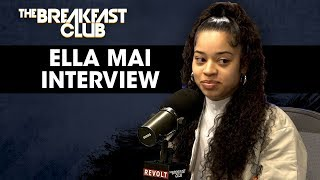 Video Ella Mai On Being Discovered By DJ Mustard, Following The Success Of Boo'd Up + More MP3, 3GP, MP4, WEBM, AVI, FLV Oktober 2018