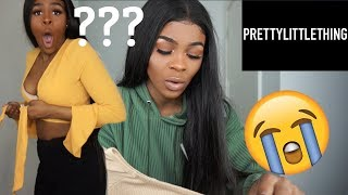 Video REALLY PLT? | PRETTY LITTLE THING SUMMER HAUL 2018 MP3, 3GP, MP4, WEBM, AVI, FLV Desember 2018