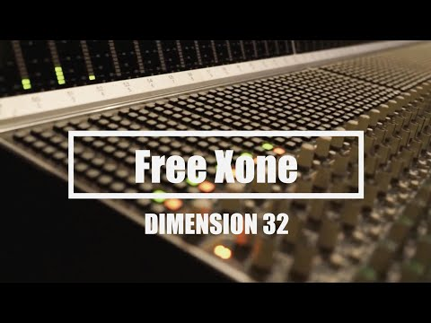 DIMENSION AL「32」収録、「Free Xone」スタジオライブ映像