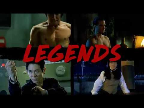 The legends of martial arts live on M-Net Movies Black Belt