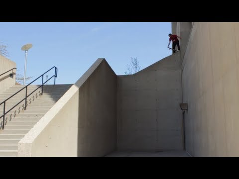 We Want ReVenge 33: Skateboard Death Drop In!