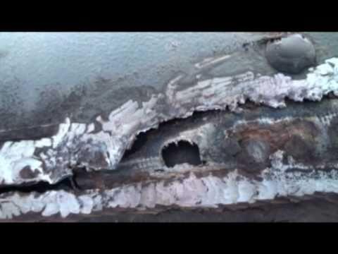 comment reparer trou rouille carrosserie
