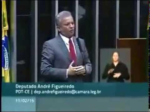 André Figueiredo fala sobre a Petrobrás e critica medidas econômicas