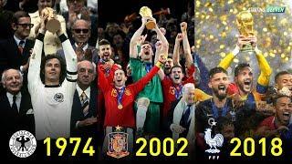 Video WAJIB KAMU TAHU Ini Pemenang FIFA Piala Dunia Dari Tahun 1930-2018 ● Starting Eleven MP3, 3GP, MP4, WEBM, AVI, FLV September 2018