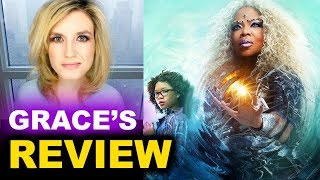 Video A Wrinkle in Time Movie Review MP3, 3GP, MP4, WEBM, AVI, FLV Maret 2018