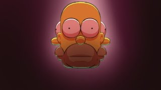 Well I sure diddly did made a thing for #HomerSaturday.Yes I know it's Friday