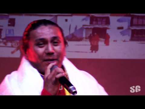 Ngayi Lama Tenzin Gyatso yin - Tsering Gyurmey, Tibetan Song