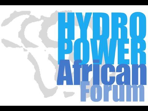 Présentation de l'Hydropower African Forum