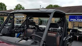 3. 2017 Polaris Ranger XP 1000 EPS Ranch Edition