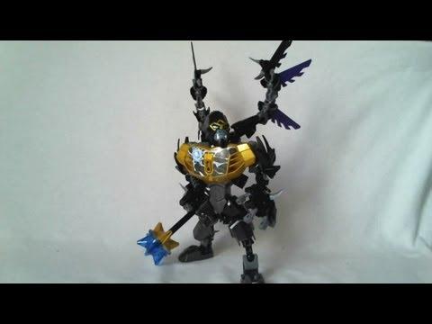Vidéo LEGO Chima 70202 : CHI Gorzan