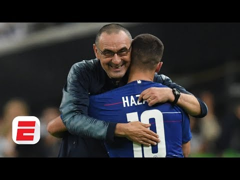Will Chelsea's Eden Hazard and Maurizio Sarri leave after UEL final win vs. Arsenal? | ESPN FC