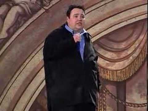 John Pinette - at his finest! V2