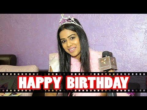 Pretty Nia Sharma celebrates her birthday