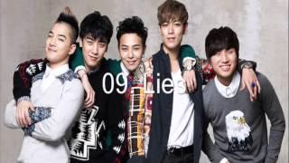 Bigbang Mp3 collection