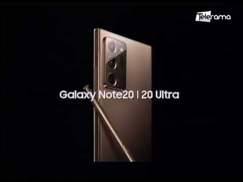 Samsung Galaxy Note20 llegó al Ecuador